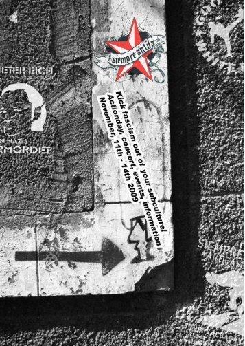 Untitled - North-East Antifascists [NEA]