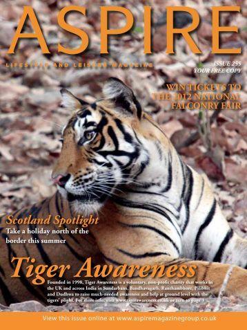 Scotland Spotlight - Aspire Magazine