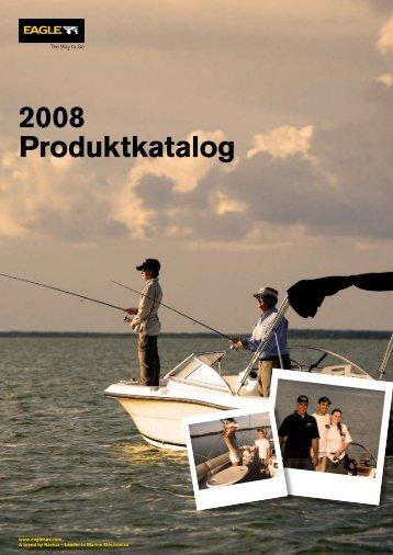 2008 Produktkatalog - Sisa Yachting