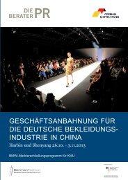 China Broschüre (pdf) - iXPOS