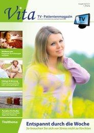 tv-Patientenmagazin - RatGeberZentrale