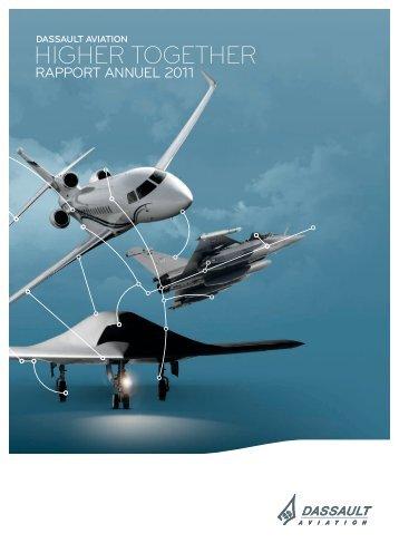 Rapport annuel 2011 - application/pdf - (4.64Mo) - Dassault Aviation