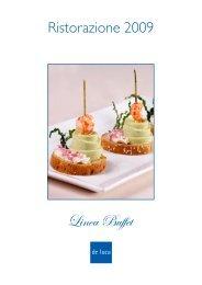 Linea Buffet - De Luca
