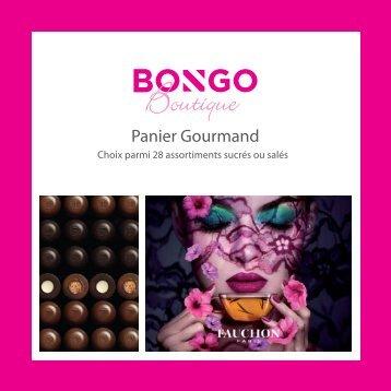 Panier Gourmand - Weekendesk-mail.com
