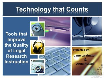 Technology that Counts