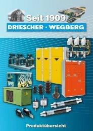 Lieferprogramm_D_G11-2.0W.pdf (4,61 MB) - Driescher • Wegberg