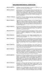 RESOLUCIONES CONSEJO DIRECTIVO – 13 DE MAYO DE 2004 ...