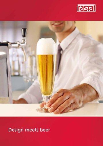 Design meets beer - Rastal