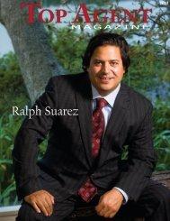 Ralph Suarez - Top Agent Magazine