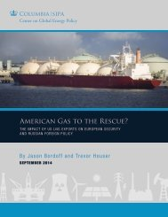 CGEP_American Gas to the Rescue?