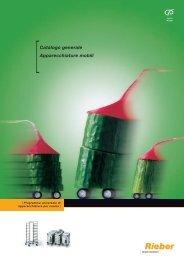 Catalogo generale Apparecchiature mobili - RA TIO NA L ::: Bolzano ...