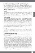 Module Light - Scubapro - Page 2