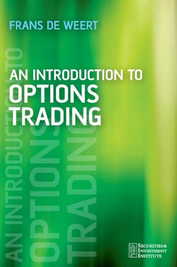 An Introduction to Options Trading - Arabictrader.com