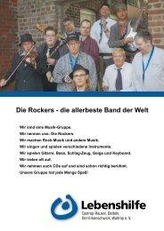 Die Rockers - Lebenshilfe Waltrop