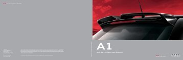 Katalogs - Audi