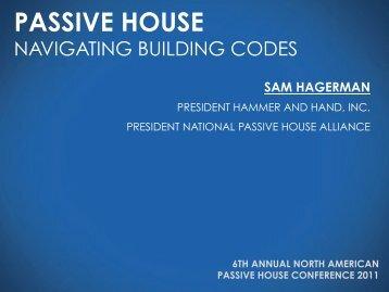 Passive House Institute US
