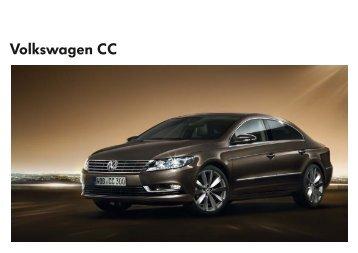 Volkswagen CC - VW Passat