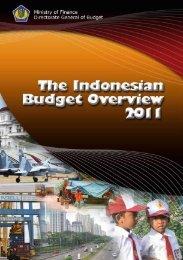 chapter i - Direktorat Jenderal Anggaran Kementerian Keuangan RI