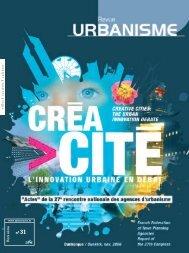 Créa-cité, l'innovation urbaine en débat - João B. Serra