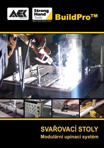 Katalog BuildPro - AEK svářecí technika