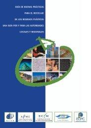 Guía de buenas prácticas para el reciclaje de los residuos plásticos.