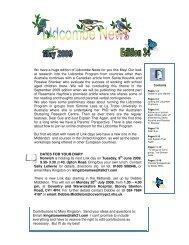 Lidcombe News Edition 34th - Montreal Fluency