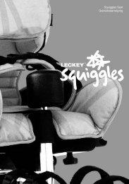 Squiggles Seat Gebruiksaanwijzing - Pom Nijmegen