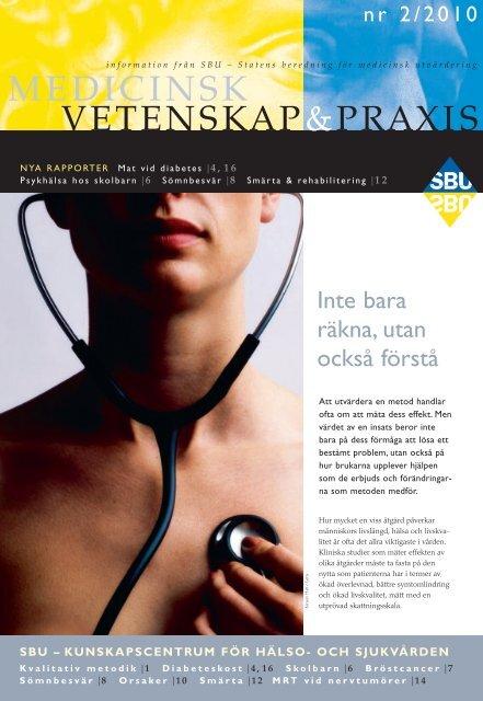 Nr 2, 2010 (pdf) - SBU