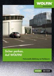 Anwendungsbeispiel als PDF herunterladen - WOLFIN Bautechnik