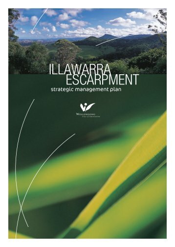 illawarra escarpment - Wollongong City Council - NSW Government