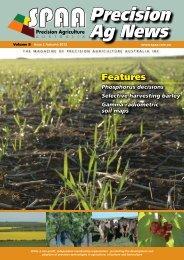 Autumn 2012 Volume 8 Issue 2 - SPAA
