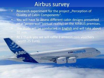Exkursion Airbus - TUHH