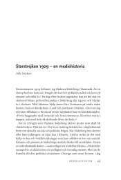 1. Storstrejken/Snickars-101.indd