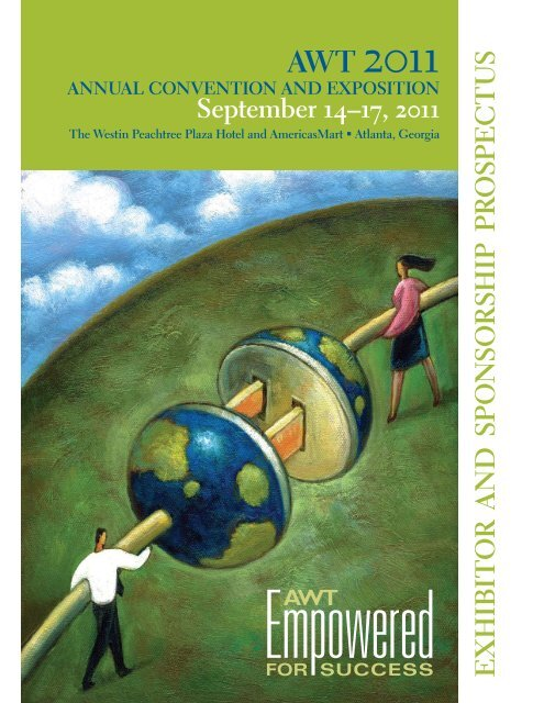 2011 Exhibitor Prospectus - Association of Water Technologies