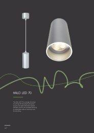 halo led 70 - Apollo Lighting Ltd