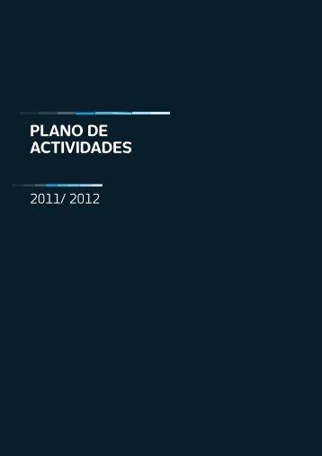 Plano de Actividades 2011/2012 - Compete - QREN