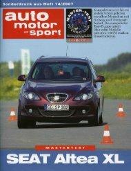 Auto, Motor und Sport Testbericht im PDF-Format