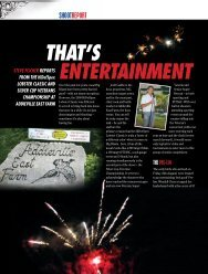 THAT'S ENTERTAINMENT - Clay Shooting USA