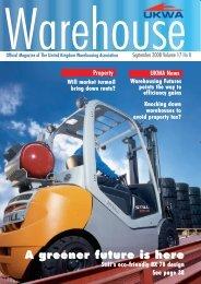 Warehouse - United Kingdom Warehousing Association