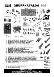 Ladda hem katalogen - Roffes Motor