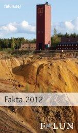 Fakta 2012 - Falu Kommun