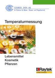 Temperaturmessung - Infrarot-Temperatur Messtechnik