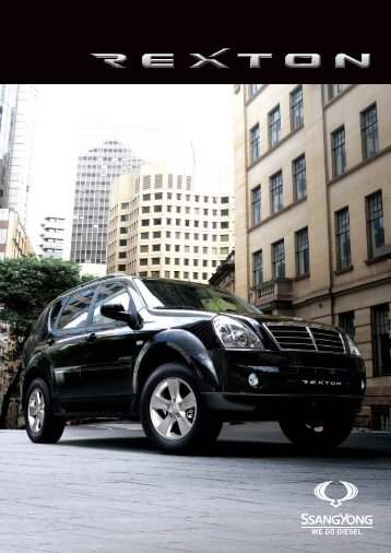 General Brochure - West Car Sales Bundaberg