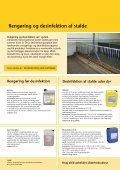Rengøring og desinfektion af stalde - dlg - Page 2