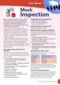 Quay Foyer Mock Inspection - Page 3