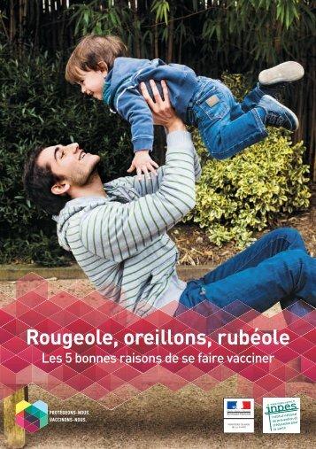 Rougeole-Oreillons-Rubéole 5 bonnes raisons pour se faire ... - Inpes
