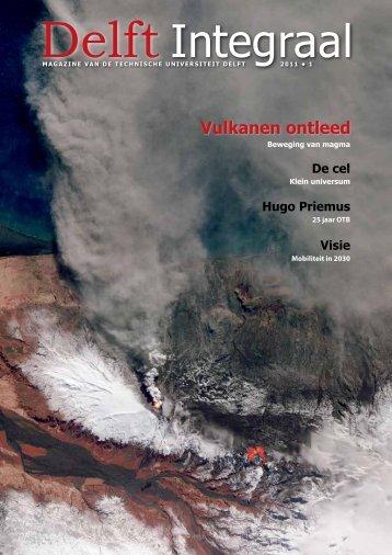 Vulkanen ontleed - Industrieel Ontwerpen - TU Delft