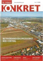 www.st-poelten.gv.at Nr. 1 2/2008