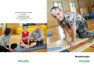 Mototherapie - Lebenshilfe Graz und Umgebung - Voitsberg
