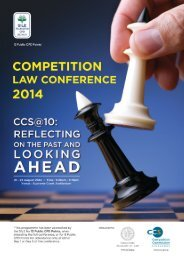 Competition Law 2014